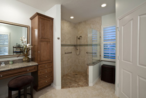 bathroom remodeling in Greater Houston