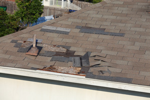 Roof Blowoff & Siding Damage Repair in Spring, The Woodlands