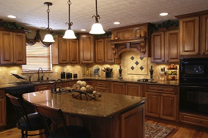 custom kitchen cabinets in Texas