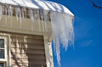 roof deicing in Greater Houston